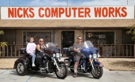 Nick's Computer Works Owners